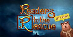 """From Gaston County's new Tumblr site!  Can you help rescue these storybook characters? Play """"Readers to the Rescue,"""" a visual mad-lib set inside a library inhabited by a cast of ..."""