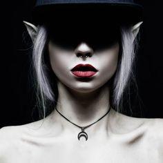 Rhea Choker in Black – The Rogue + The Wolf