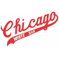 Chicago White Sox Logo Iron on transfers N3238 $2.00-irononstickers.net