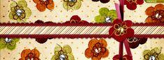 Autumn Flowers Facebook Cover