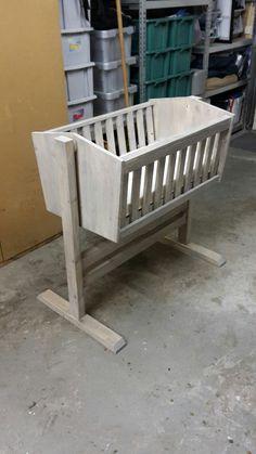 Home made cradle