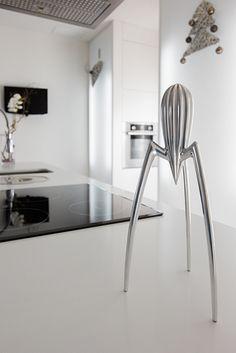 Chiralt Arquitectos I Decoración cocina en vivienda moderna.