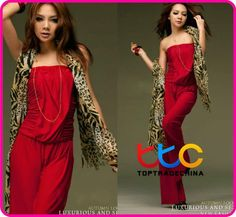 spring fashion casual jumpsuit, women sexy off shoulder jumpsuits