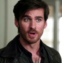 Colin O'Donoghue - Killian Jones -Captain Hook - Once Upon A Time S5