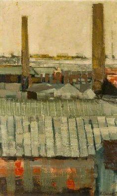 "Patrimonio Industrial Arquitectónico: ""Industrial Landscape"" de John Humphrey Spender"