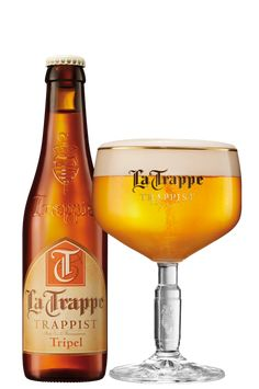 La Trappe Tripel's aroma is slightly malty and estery. Vodka, Tequila, More Beer, Wine And Beer, Beers Of The World, Gin, Belgian Beer, Beer Brewery, Beer Brands