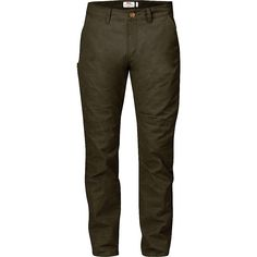 b6ca9da3 Fjallraven Men's Sormland Tapered Trouser - at Moosejaw.com Tapered  Trousers Mens, Hiking Pants