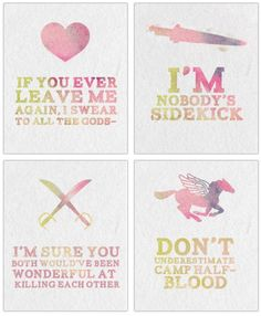 Annabeth Chase's amazing and incredibly intelligent quotes from The Mark Of Athena