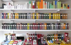 NY Stationary shop Purveyors of superior graphite and high-quality pencils from all around the world. One-stop shop for all your pencil-related needs.