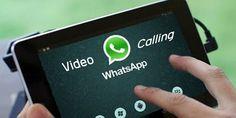 Nuevas imágenes adelantan las videollamadas de WhatsApp http://j.mp/1ssqJIw |  #Android, #App, #IOS, #Noticias, #Tecnología, #Videollamadas, #WhatsApp