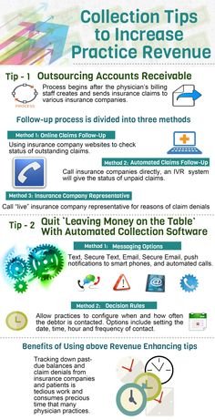 #Collection tips to increase #revenue