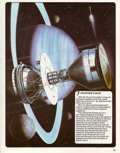The Usborne Book of the Future, 1979