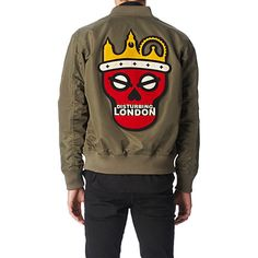 Fancy - Disturbing London X MHI Inverted Tour jacket - DISTURBING LONDON - Coats & jackets - NEW IN - Menswear - Selfridges | Shop Online