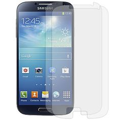 #Samsung Galaxy S 4 Screen Protector, Mybat 2-pack $8.99 From #DayDeal