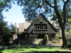 Frank Lloyd Wright Home and Studio (1889), Oak Park, IL