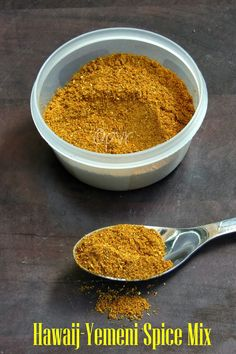 Yemeni Spice Mix,Hawaij,