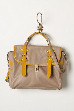 NWT Anthropologie Lane lines bag satchel by Pilcro Ret $298 ONE SIZE | eBay