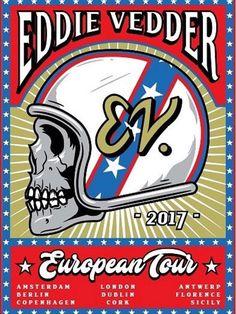 Eddie Vedder Tour 2017