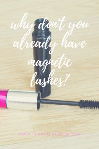Why Don't You Already Have Magnetic Lashes? - The Full Nester Long Lashes, False Eyelashes, Magnetic Lashes, Magnets, Health And Beauty, Makeup, Blogging, Female, Awesome