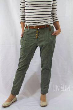 Meine erste Hose - Boyfriend | liivi und liivi | Bloglovin'
