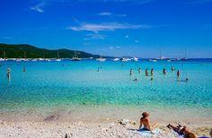Escape the Crowds to Croatia's Most Beautiful, Secret Beach: Saharun
