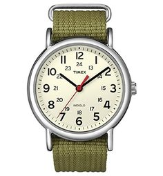 Timex weekendeer NATO strap watch