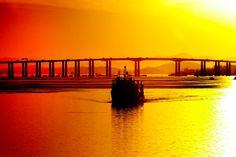 Ponte Rio-Niterói. Photo by Fernando Quevedo