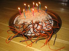 Meduusakakku by Matleena Laakso, via Flickr