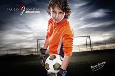 Ryan's Goalie Portrait