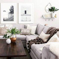 43 Cozy Farmhouse Living Room Decor Ideas