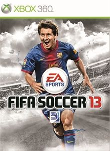 Get in the game with FIFA Soccer 13 (E). #xbox #kinect