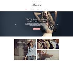 With each of these trendy WordPress themes you can build as many WordPress websites as you want. Blog Website Design, Website Themes, Mens Fashion Blog, Fashion Beauty, Template Monster, Fashion Themes, Blogger Templates, Psd Templates, Fashion Stylist