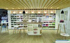 Pharmacie du Pays de Retz (44) | Mobil-M Shops, Pharmacy, Interior Design, Mj, Home Decor, Compact, Nature, Medical, Nutrition