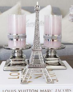 PARIS | Emma Interiør Paris, Candle Holders, Candles, Interior, Montmartre Paris, Indoor, Paris France, Porta Velas, Candy