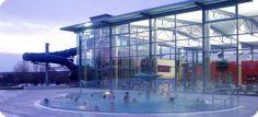 Indoor/Outdoor heated pool.  Burglengenfeld