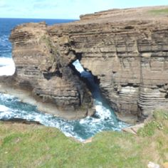 Orkney Islands, Scotland  Take with you warmth cloth  It's windy here