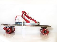 REDWALL RERETRO ROLLER SHOE BOARD by REDWALLBOARDS, via Flickr