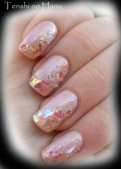 Pinned by www.SimpleNailArtTips.com NAIL ART DESIGN IDEAS - Base is opi sand in my suit