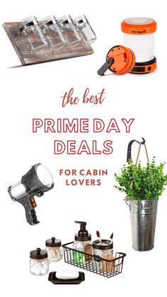 Prime Day deals begin and end all throughout the two-day event, so keep an eye on your wish list! Here are some of our favorite finds for Prime Day 2020: