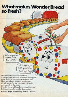 Wonder Bread 1972