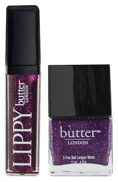butter LONDON 'Lips & Tips - Shambolic' Duo