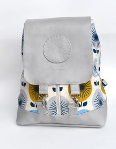ikat bag: Zip A Bag Chapter 23: Split-Strap Backpack With Expansion Panel