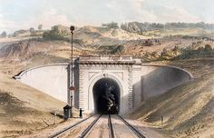 Ten of the greatest surviving structures by Isambard Kingdom Brunel. Isambard Kingdom Brunel, Great Western, Victorian Design, Public Transport, Picture Photo, Portal, 19th Century, Places To Visit, English