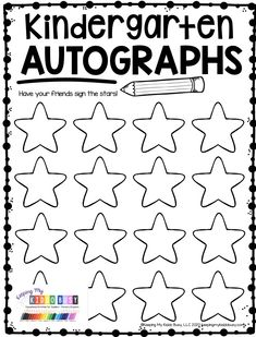 Kindergarten Writing Prompts, Kindergarten Freebies, Preschool Kindergarten, Kindergarten Memory Books, Preschool Memory Book, Preschool Gifts, Math Literacy, Kindergarten Graduation Poems, Kindergarten Morning Work