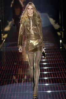 85dd241dc Celebrities who wear, use, or own Gucci Fall 2006 Metallic Dress. Also  discover the movies, TV shows, and events associated with Gucci Fall 2006  Metallic ...