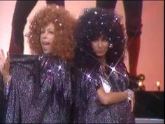 The Carol Burnett Show - music with Cher - Silver Platform Shoes