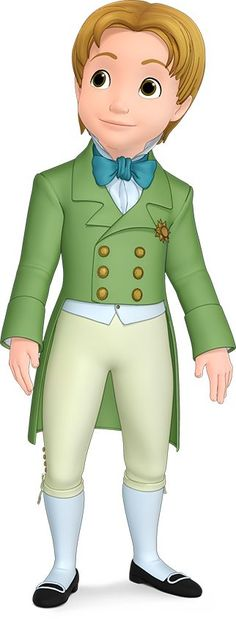 James from Sofia the First - Disney Wiki