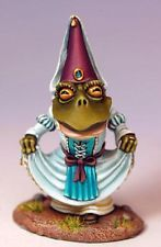 Visions in Fantasy: Frog Princess Miniature