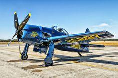 Blue Angel Bearcat by Chris Buff, via 500px