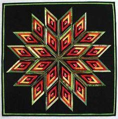 diamond log cabin quilt pattern - Google Search | Quilting ... : log cabin quilt pattern free download - Adamdwight.com